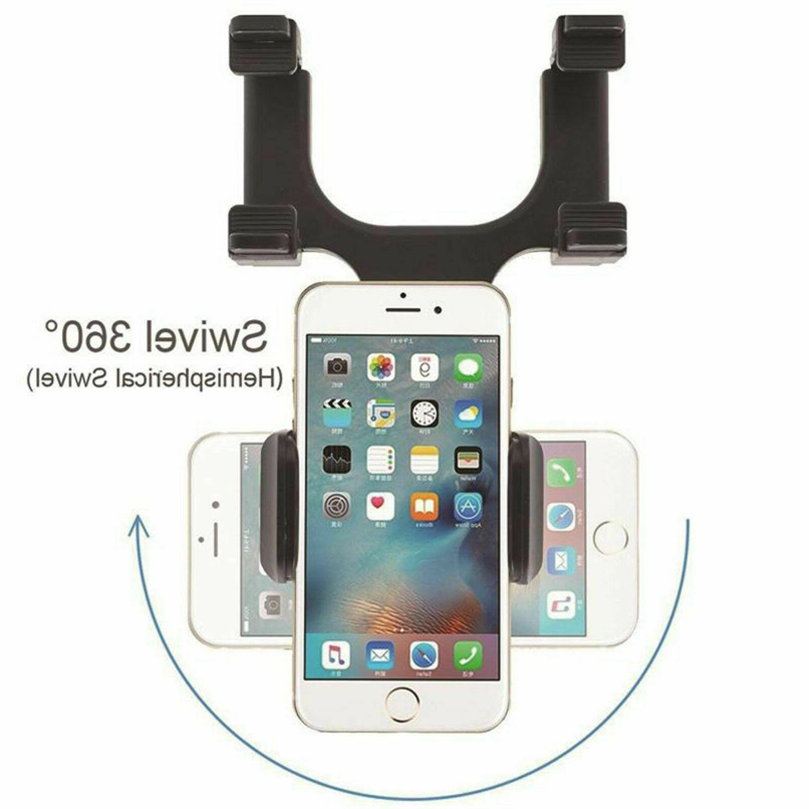 New Universal Car Rear-view Mirror Cradle For Cell