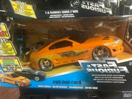 NEW! LOT of Fast and Furious by Jada Cars Revell Cast Car & More!
