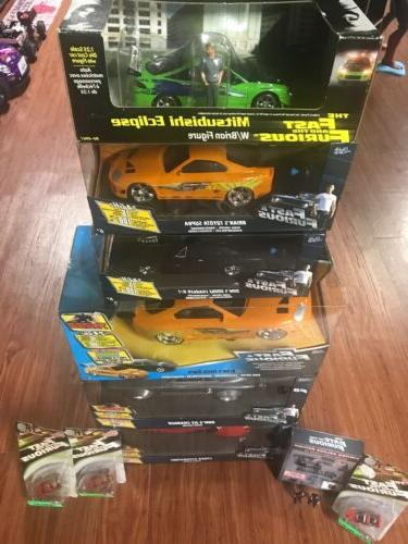 new lot of 10 fast and furious