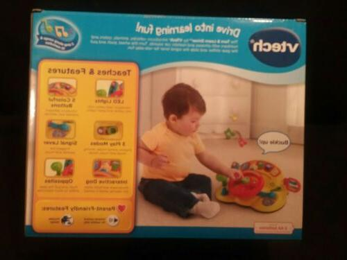 NEW VTech Learn Driver For Baby Car Kid Toy