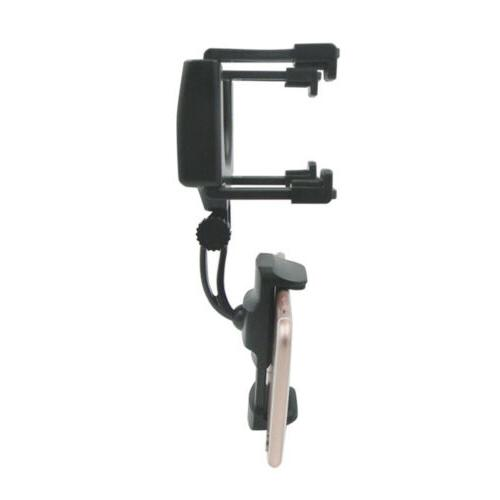 Universal Auto Car Rear-view Mirror Cradle For GPS