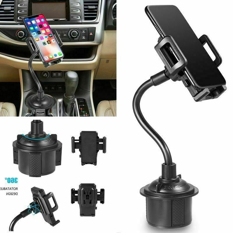 New Car Mount Adjustable Gooseneck Cradle