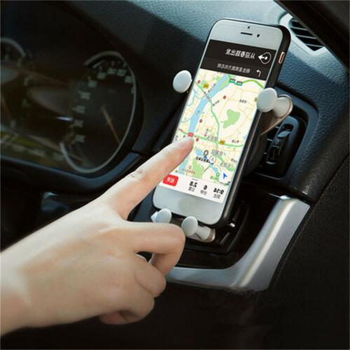 Novelty Mount Air Cradle Stand Phone GPS