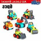 Pocket Car Toys,Sliding Vehicle Truck Toy Sets for Baby Todd