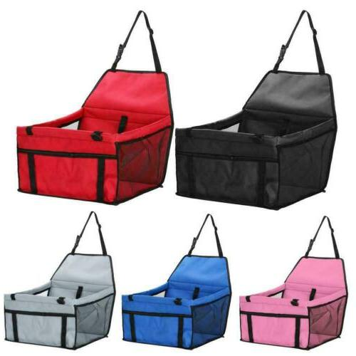 Portable Seat Belt Booster Travel Carrier Folding for
