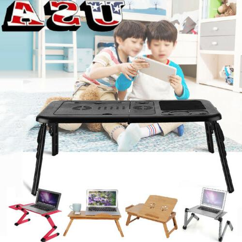 Portable Table Sofa Notebook Stand US