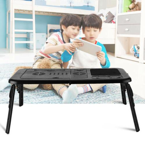 Portable Car Bed Sofa Notebook Desk Stand