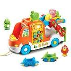 VTech Pull amp Learn Car Carrier Top Quality