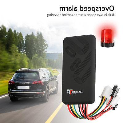 Real GPS Tracker GSM GPRS for Bike