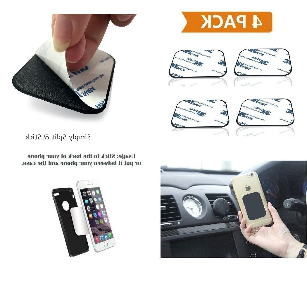 Replace Metal Sticker Magnet Phone