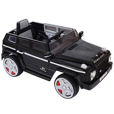 Costzon Ride On Car 12V Battery Powered Kids Vehicle with Ma