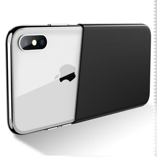 Slim Matte Shockproof Magnetic with Case For iPhone XS