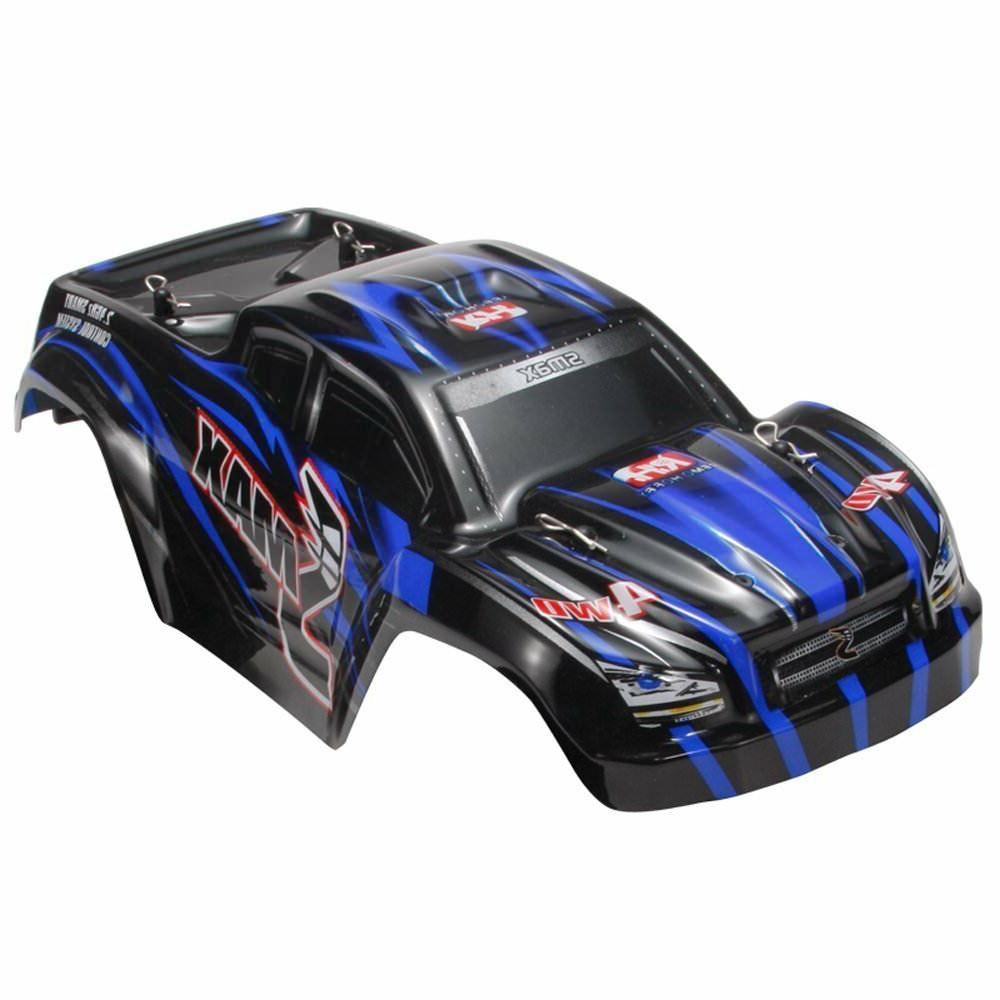 smax monster truck body shell rc car