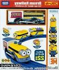 Takara Tomy Plarail Train Disney Despicable Me Minions Train