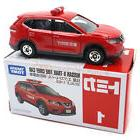 Takara Tomy TD Tomica BX001 Nissan X-Trail Fire Command Car