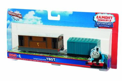 - TrackMaster Toby &