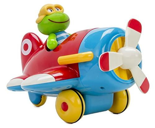 toybox frankie frog his flying