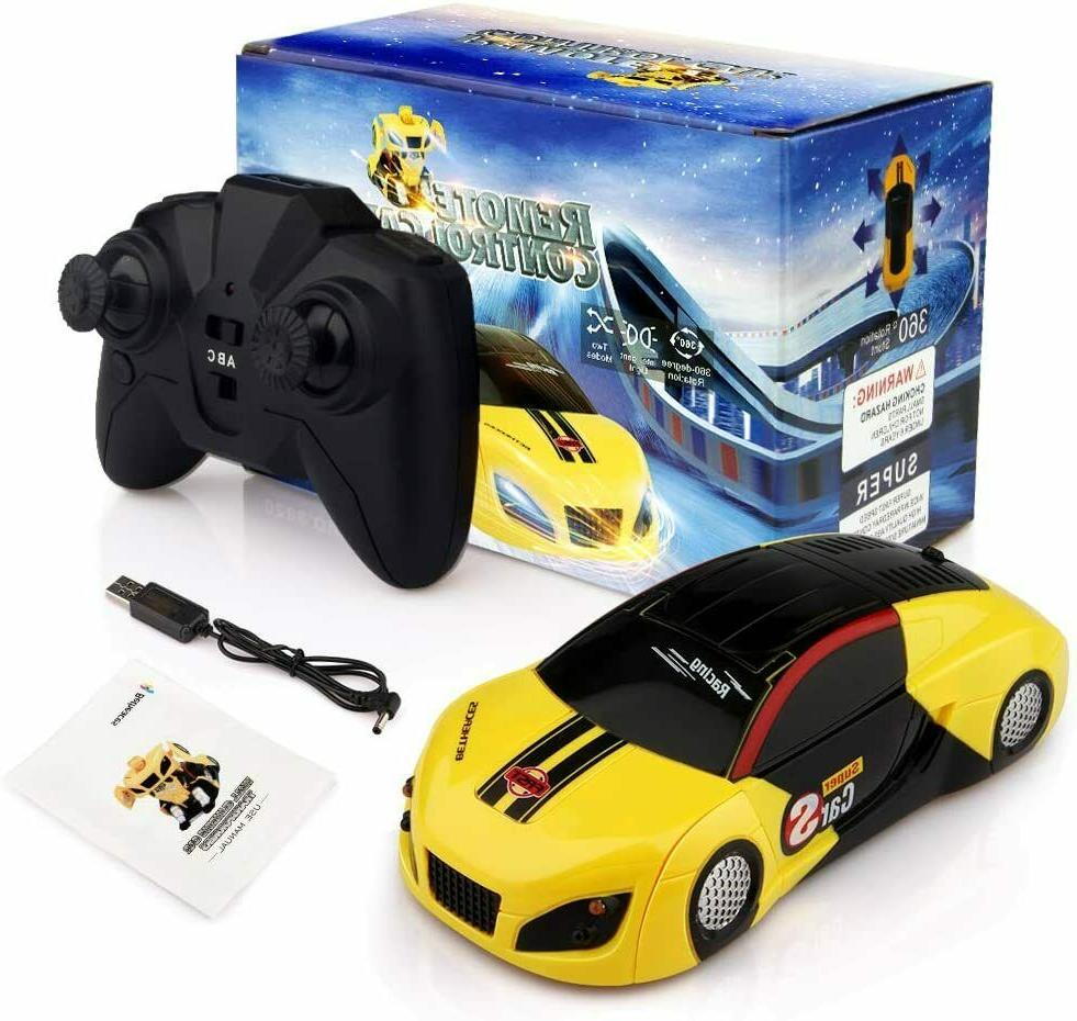 Toys For 9 11 14 Year Old Age Kids RC Car Robot Bday Gift