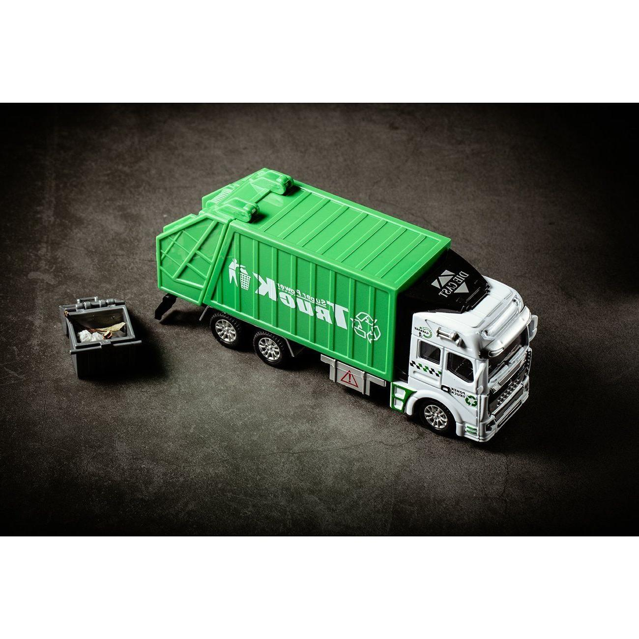 Toys Truck Rubbish 4 7 8 9 Year Kids Birth Gifts