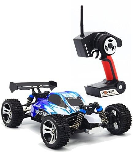 TOZO C1025 High Fast Race Cars RC 4WD ELECTRIC W/2.4G Radio Remote Off Roadster