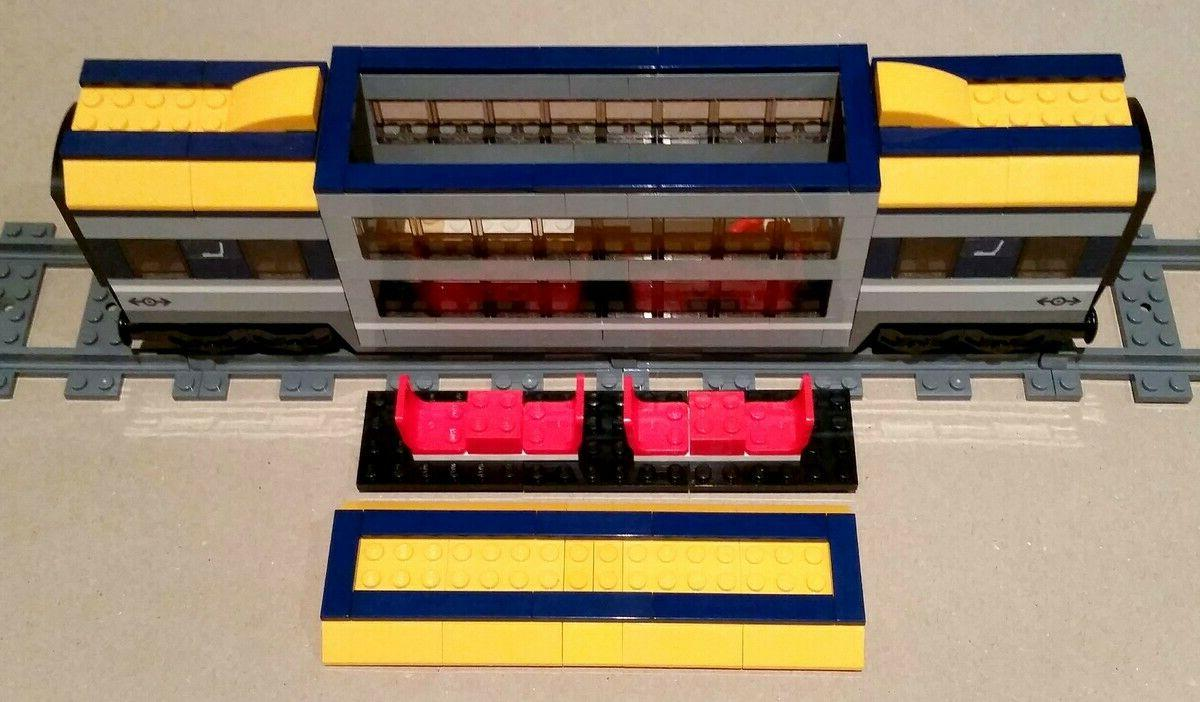 LEGO Carriage Club Car Double Passenger Sleeper For Set