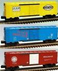 Lionel Trains 6464 Box Car Archive Set Three Pack O Gauge Fr