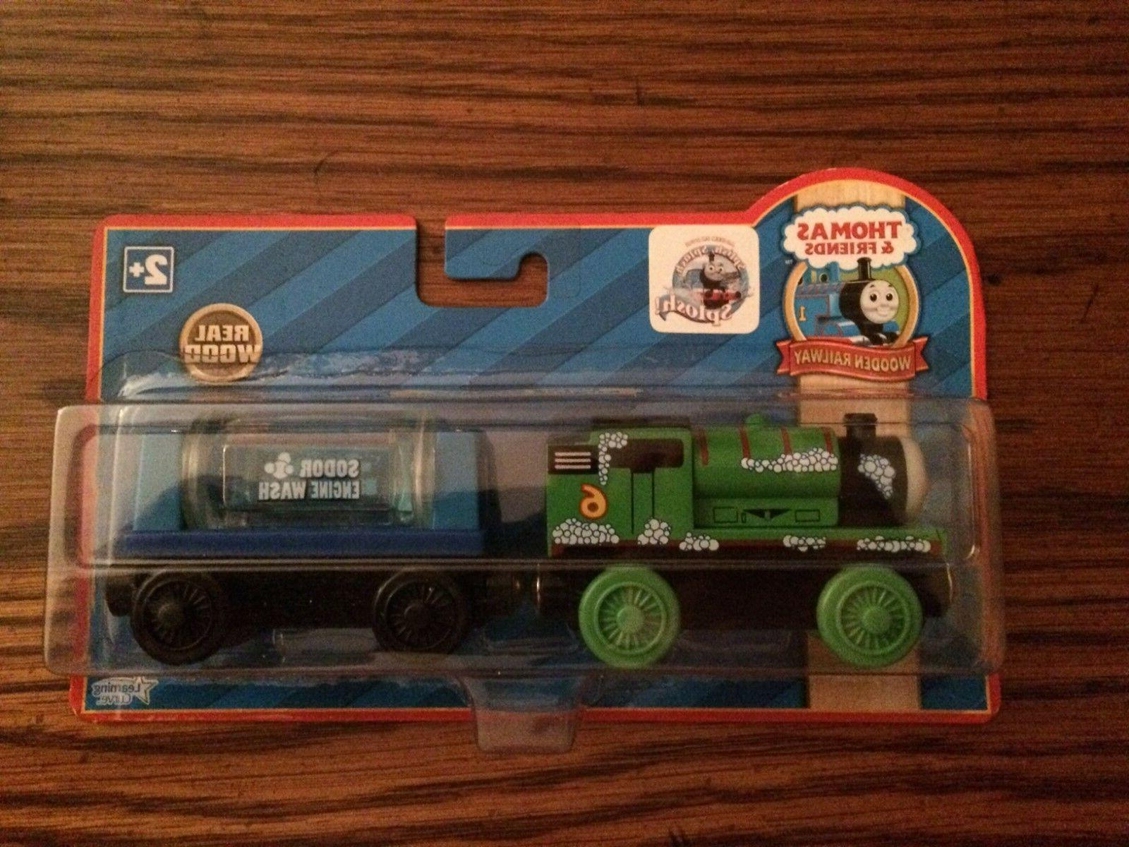 trains vehicles percy engine wash