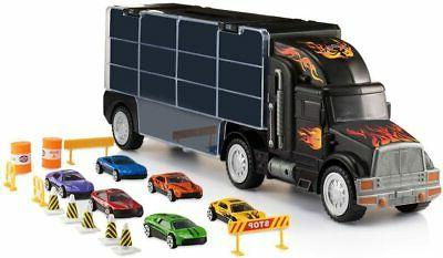 transport car carrier truck toy for boys