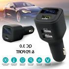 type c pd usb fast car charger