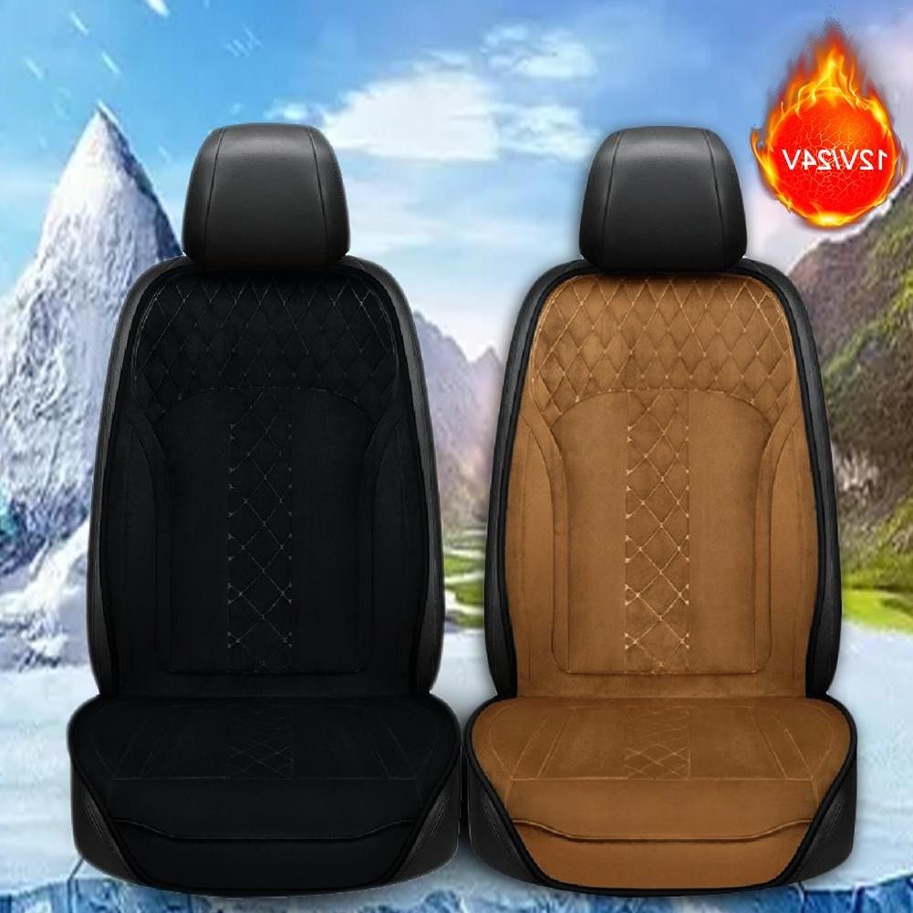 Universal Heated <font><b>Seat</b></font> Winter <font><b>Car</b></font> <font><b>Seat</b></font> Cushion Heating Pads Warm Mercedes Skoda