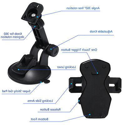 Universal 360º Windshield Mount Suction Cup Cell