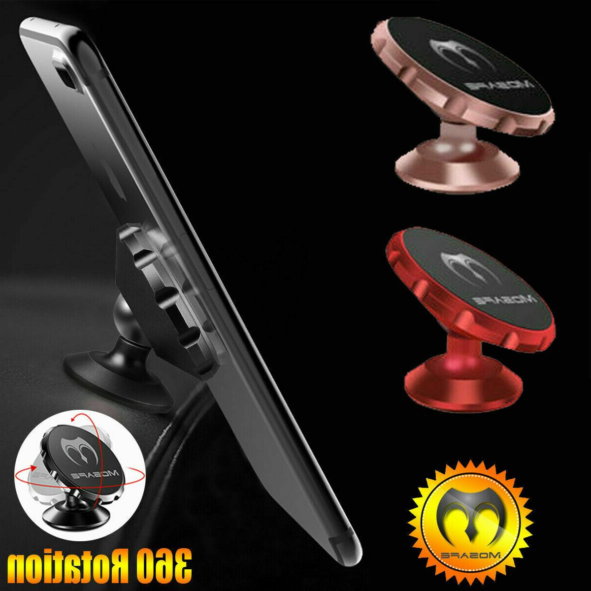 Universal Magnetic Mount Phone Stand For