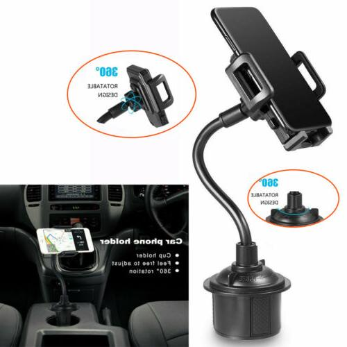 Universal Adjustable Cradle Mount For Cell