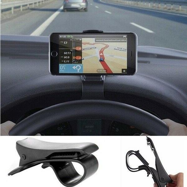 Universal Mount Holder Stand Clip for