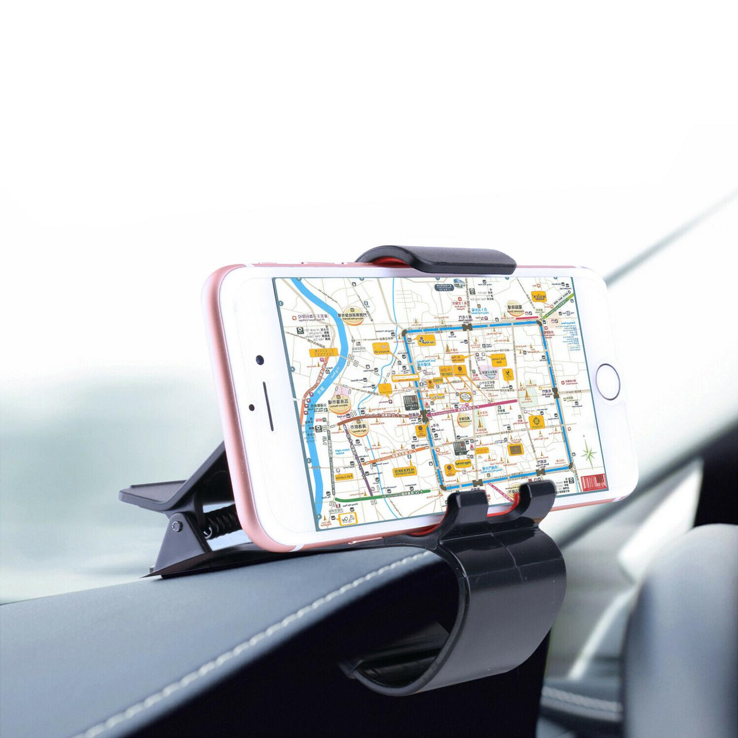 Universal Car Dashboard Holder Design GPS