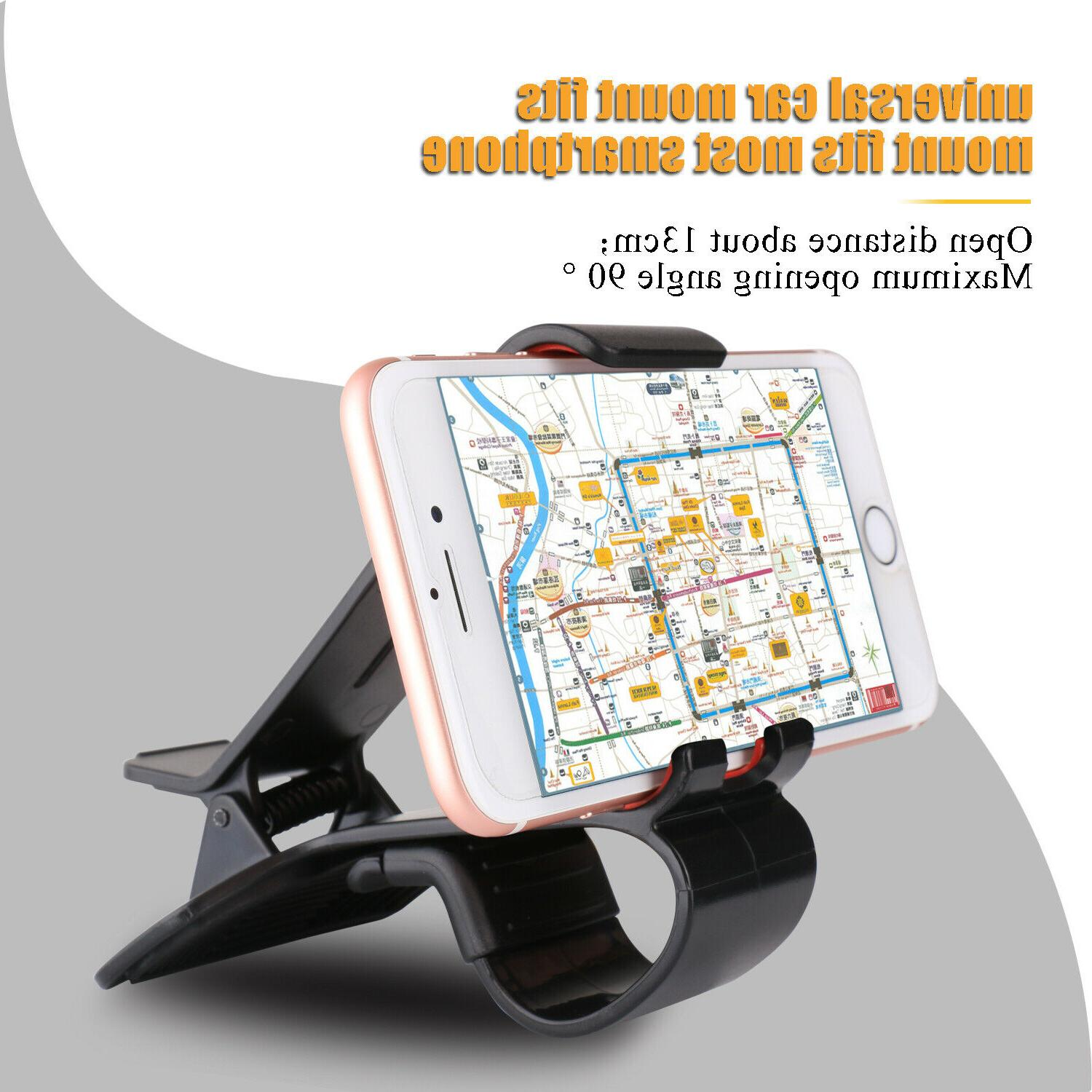 Universal Car Dashboard Holder Stand Design GPS