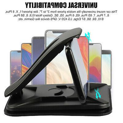 Universal Cell Phone Mount Holder Stand Dashboard HUD Design iPhone GPS