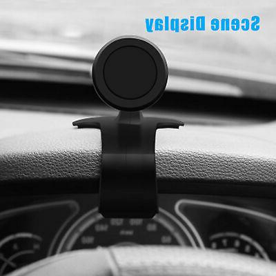 Universal Car Dashboard HUD Design Cradle for GPS
