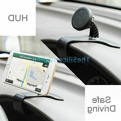Universal HUD Design Holder Cradle for Cell Phone