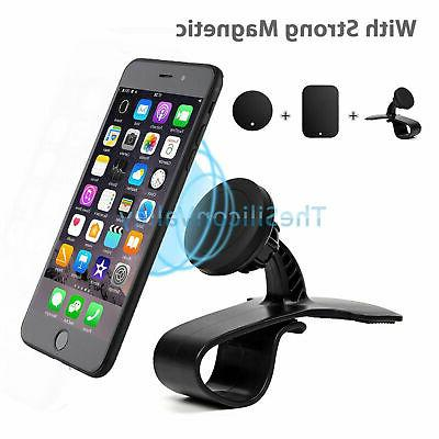 Universal Car Mount HUD Cradle for Cell GPS
