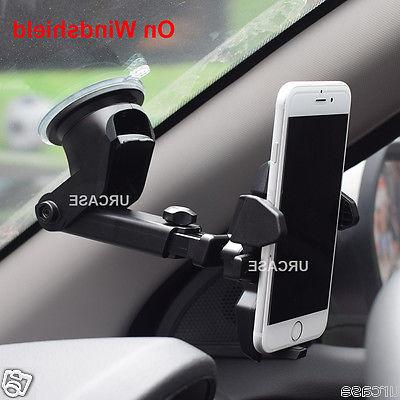 Universal Car 360° Mount Holder for Phone GPS 6S X