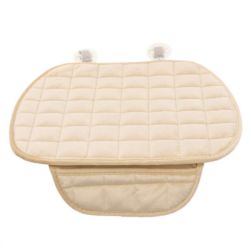 Universal <font><b>Car</b></font> Cover Winter Cushion Office <font><b>Chair</b></font> Soft Breathable Seat Cover Auto