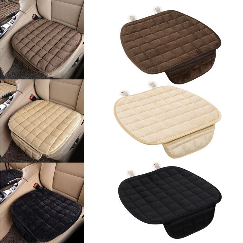Universal Seat Winter Cushion <font><b>Chair</b></font> Soft Breathable Seat Cover Interior Supplies