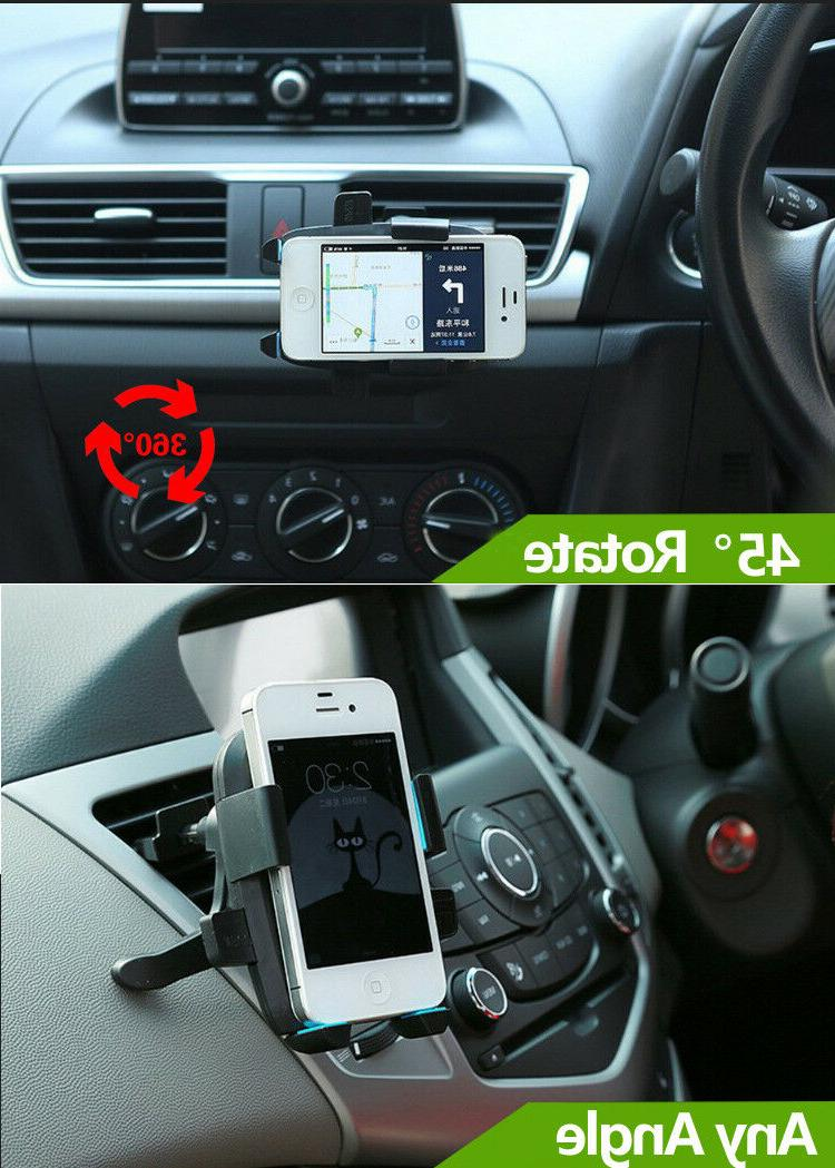Universal Car Holder Cradle For Cell