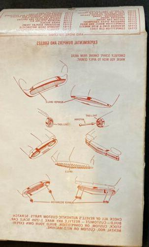 Vintage Revell Tubular And For