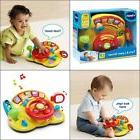 VTech Turn & Learn Driver Toy Car 3 Play Modes Toddler Baby