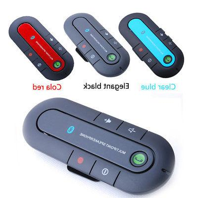 Wireless Bluetooth Handsfree Auto Kit for MP3