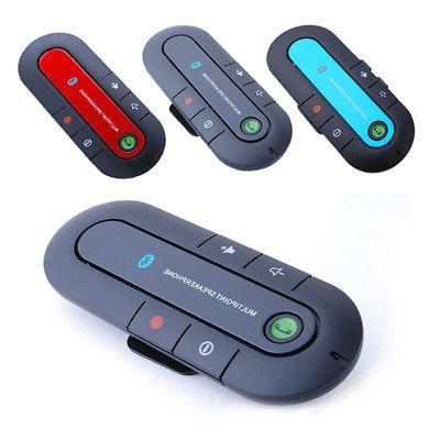 Wireless Bluetooth Car Auto Speakerphone for