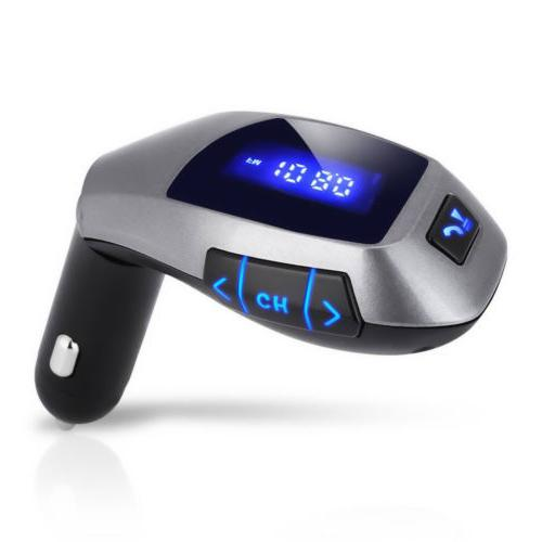 X5 FM Transmitter Adapter Charger For Shift