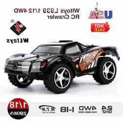 WLTOYS L939 1/32 2.4G 4WD ELECTRIC BRUSHED CRAWLER RTR RC TO